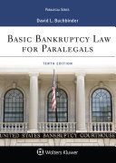 Basic Bankruptcy Law for Paralegals, Abridged