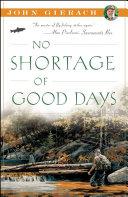 No Shortage of Good Days [Pdf/ePub] eBook