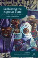 Contesting the Nigerian State Book