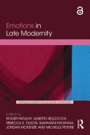 Emotions in Late Modernity
