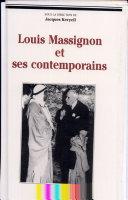 Pdf Louis Massignon et ses contemporains