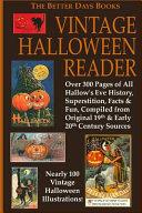 The Better Days Books Vintage Halloween Reader