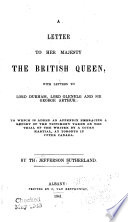 A Letter to Her Majesty the British Queen