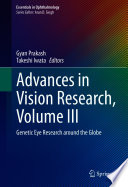 Advances in Vision Research, Volume III