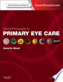 Clinical Procedures In Primary Eye Care E Book Book PDF