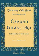 Cap and Gown  1891