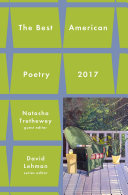Best American Poetry 2017 Pdf/ePub eBook