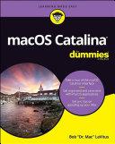 macOS Catalina For Dummies Pdf/ePub eBook