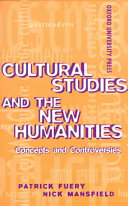 Cultural Studies and the New Humanities