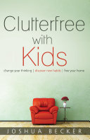 Clutterfree with Kids Book