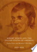 Robert Burns And The United States Of America