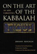 On the Art of the Kabbalah