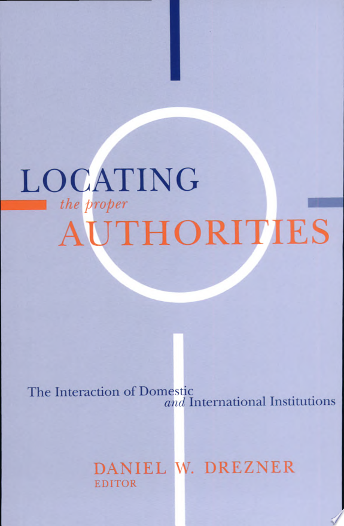 Locating the Proper Authorities