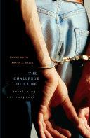 The Challenge of Crime [Pdf/ePub] eBook