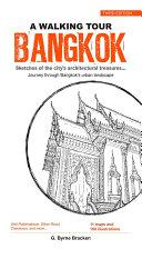 A Walking Tour  Bangkok  3rd Ed