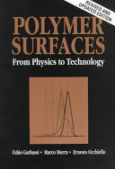 Polymer Surfaces Book PDF