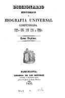 Diccionario histórico, ó Biografia universal compendiada [ed. by N. Oliva].