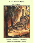 Is the Devil a Myth? Pdf