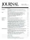 Journal of the National Cancer Institute Book