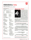 Aldrichimica Acta Book