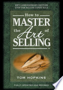 """How to Master the Art of Selling"" by Tom Hopkins"
