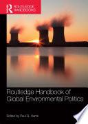 Routledge Handbook of Global Environmental Politics Book