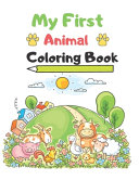 My First Animal Coloring Book