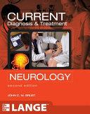 CURRENT Diagnosis & Treatment Neurology, Second Edition