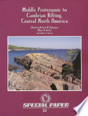 Middle Proterozoic To Cambrian Rifting Central North America Book PDF