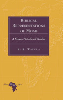 Biblical Representations of Moab