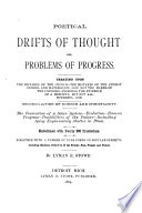 Poetical Drifts of Thought Book