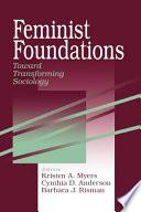 Feminist Foundations