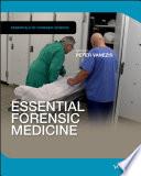 Essential Forensic Medicine Book PDF