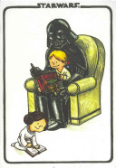 Darth Vader and Son Journal Book