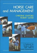Horse Care and Management Book