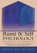 Rumi & Self Psychology (Psychology of Tranquility)