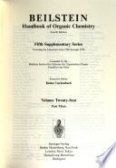 Beilstein Hdbk `5.Suppl Vol 24 3