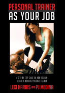 PERSONAL TRAINER AS YOUR JOB