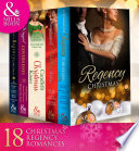 Regency Christmas Collection Mills Boon E Book Collections
