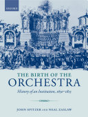 The Birth of the Orchestra
