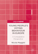 Young People's Voting Behaviour in Europe