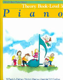 Alfred's Basic Piano Theory Book