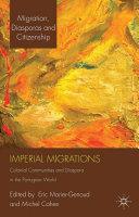 Imperial Migrations Pdf/ePub eBook