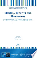 Identity  Security and Democracy