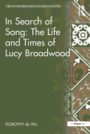 In Search of Song: The Life and Times of Lucy Broadwood Pdf