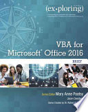 Exploring Getting Started with VBA for Office 2016