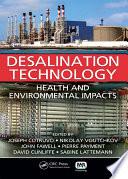 Desalination Technology Book PDF