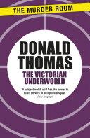 The Victorian Underworld [Pdf/ePub] eBook