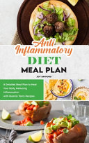 Anti Inflammatory Diet Meal Plan Book