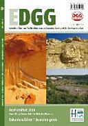 GeoFrankfurt 2014 - Dynamik des Systems Erde/Earth System Dynamics - Exkursionsführer/Excursion guide